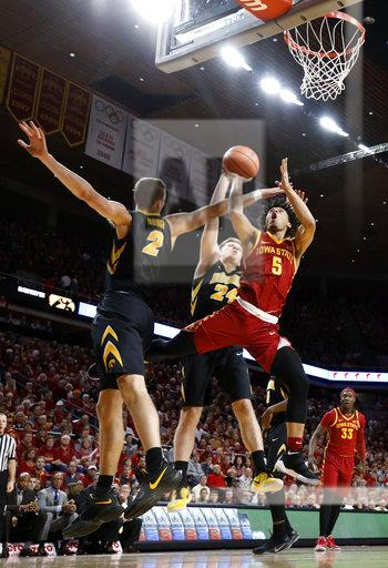 Iowa Iowa St Basketball
