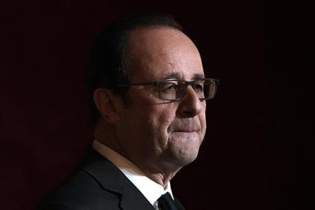 French president rules out 2017 run to help boost Socialists
