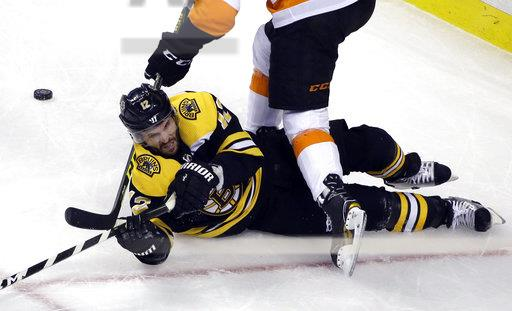 Flyers Bruins Hockey