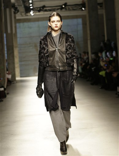 Fashion Kenneth Cole Fall 2013