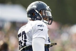 Seahawks Camp Football