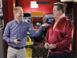 ERIC STONESTREET, JESSE TYLER FERGUSON