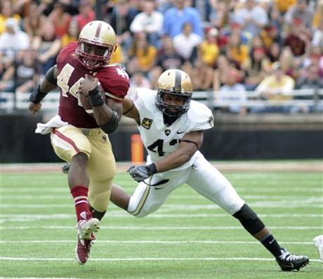 Army Boston College Football
