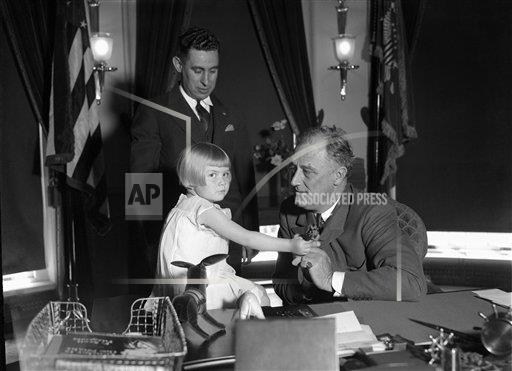Watchf Associated Press Domestic News  Michigan United States APHS128833 Franklin D Roosevelt                                    1934