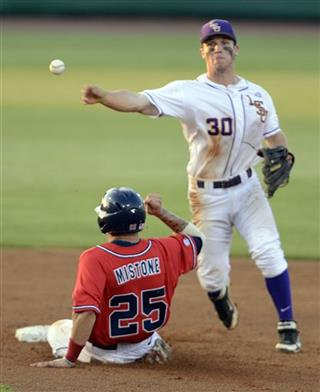 Ole MIss LSU Baseball