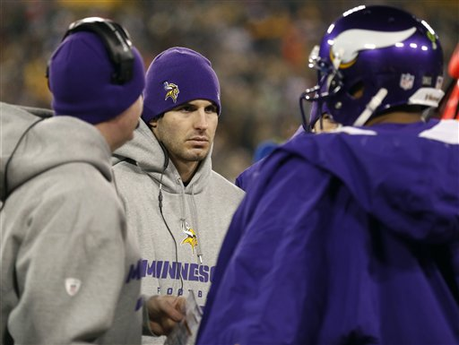 Christian Ponder, Joe Webb