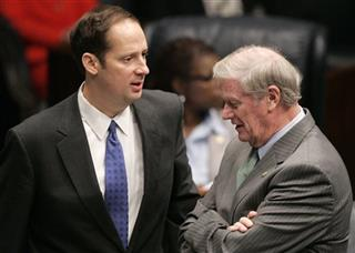 Joe Negron, John Thrasher