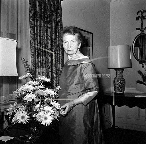 Associated Press Domestic News New York United States MARGARET SANGER