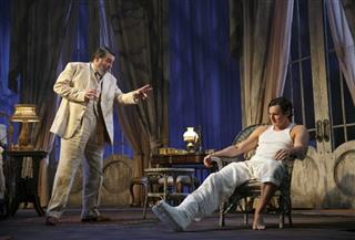 Theater Review Cat on a Hot Tin Roof