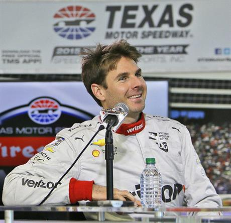 Helio Castroneves, Will Power