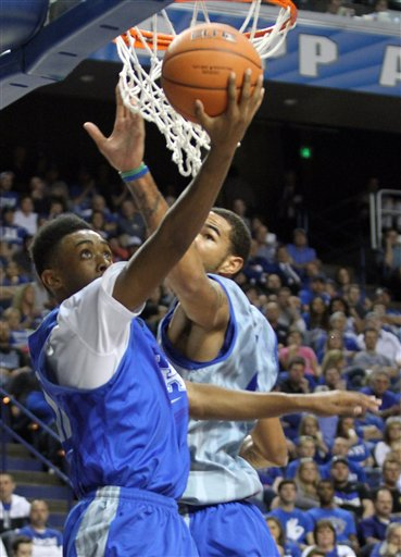 Ryan Harrow, Willie Cauley-Stein