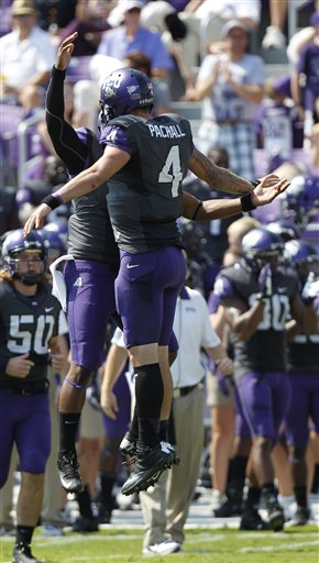 Casey Pachall, Trevone Boykin