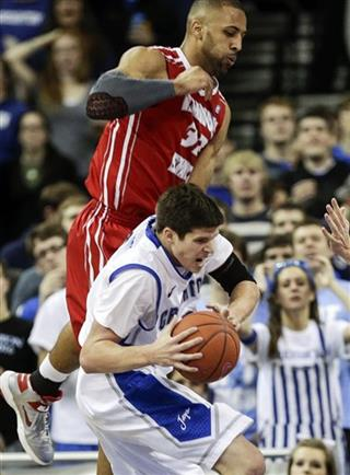 Doug McDermott, Jackie Carmichael