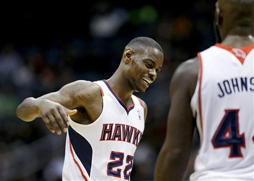 Anthony Morrow, Ivan Johnson
