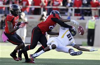 West Virginia Texas Tech  Football