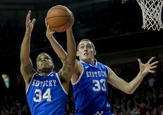 Julius Mays, Kyle Wiltjer