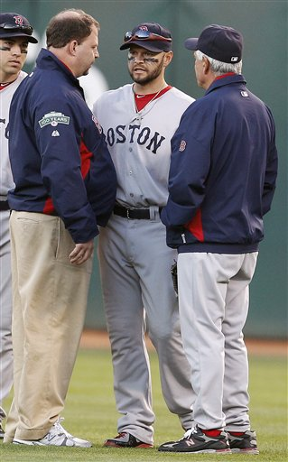 Cody Ross,  Bobby Valentine