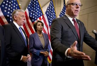 Nancy Pelosi, Joe Crowley, Steny Hoyer