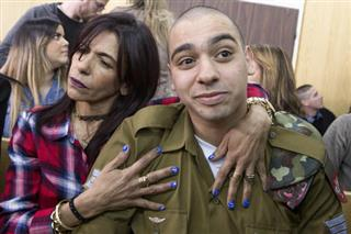 Israel Soldier Sentenced