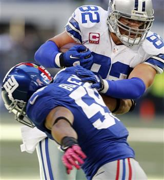 Jason Witten, Michael Boley