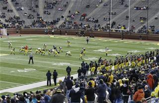 Michigan Spring Football