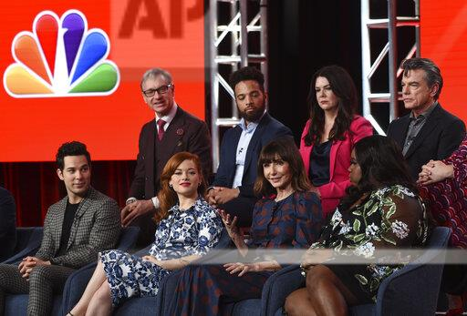 2020 Winter TCA - NBCUniversal