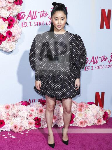 Los Angeles Premiere Of Netflix's 'To All The Boys: P.S. I Still Love You'