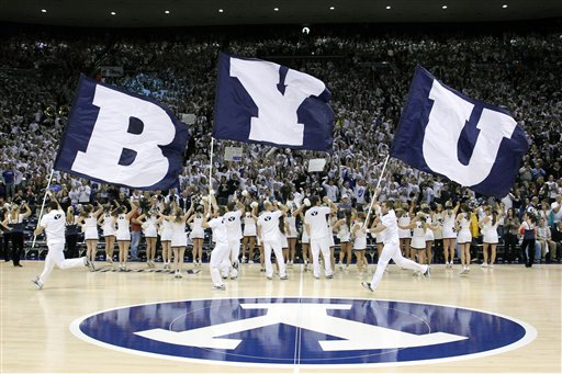 Saint Marys BYU Basketball