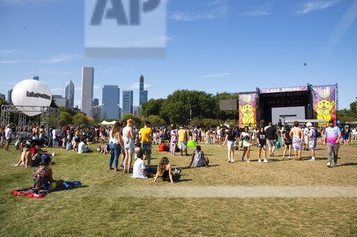 2019 Lollapalooza - Day 1