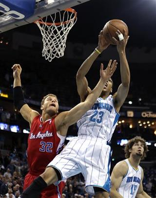 Anthony Davis, Blake Griffin