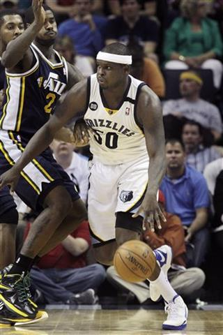 Zach Randolph, Marvin Williams