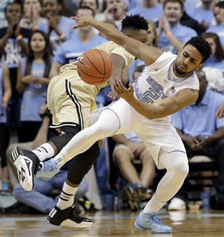 Joel Berry II, Justin Gordon