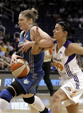 Lindsay Whalen, Samantha Prahalis