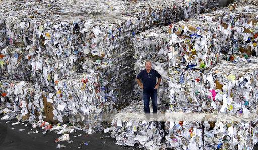 Recycling Shake-up