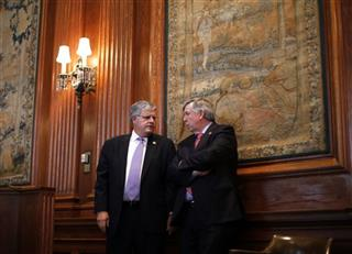 Ron Richard, Mike Parson