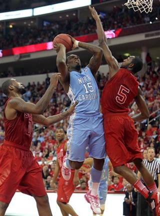 P.J. Hairston, C.J. Leslie, Richard Howell