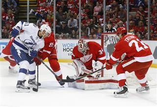 Lightning Red Wings Hockey