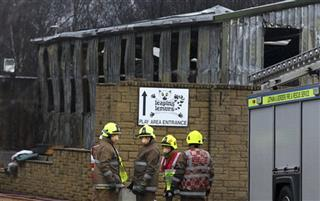 Fire at Five Sisters Zoo