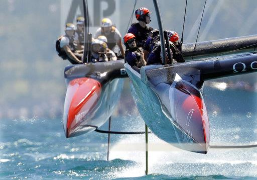 YE Americas Cup Sailing