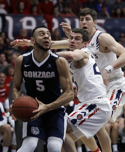 Nigel Williams-Goss, Joe Rahon