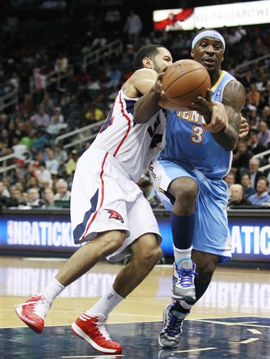 Ty Lawson, Devin Harris