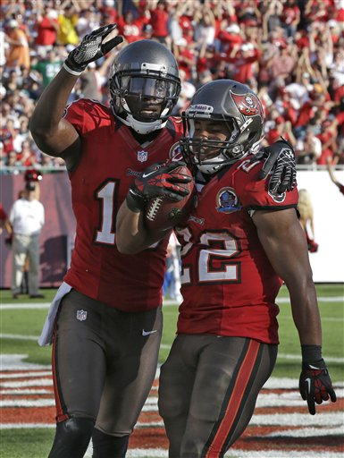 Doug Martin, Tiquan Underwood
