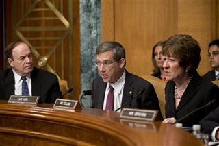 Mark Kirk, Susan Collins, Richard Shelby
