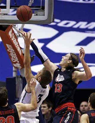 Tyler Haws, Kelly Olynyk