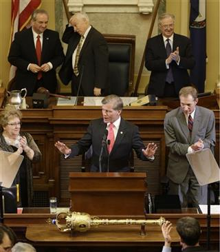 Bob McDonnell, Walter Stosch, Bill Bolling, William Howell,