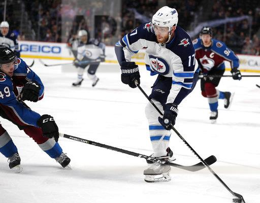 Jets Avalanche Hockey