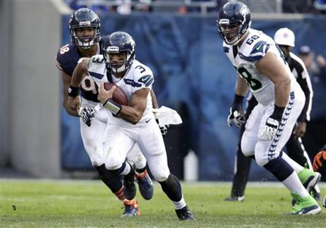 Russell Wilson, Corey Wootton