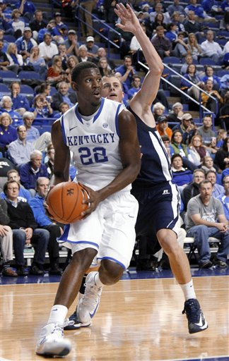 Alex Poythress, Connor Miller