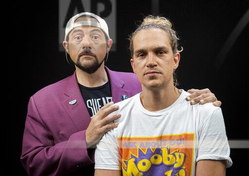 """Jay and Silent Bob Reboot"" Portrait Session"