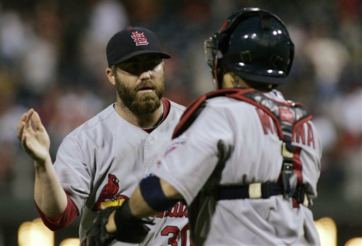 Jason Motte, Yadler Molina